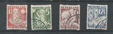 Nederland  R86-89  Kind 1930 Roltanding VFU/gebr  CV 35  €