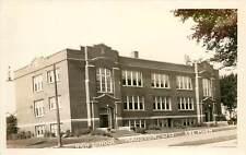 Wisconsin, WI, Mauston, High School Real Photo Postcard