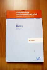 Bilanzen Grefe 6 Auflage Praktische Betriebswirtschaft Kompakt Training