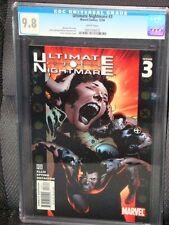 Marvel Ultimate Nightmare #3 CGC 9.8