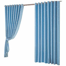 childrens blue curtains products for sale | eBay