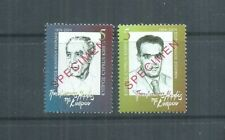CYPRUS STAMPS COMPLETE SET INTELLECTUAL PERSONALITIES 2004 MNH SPECIMEN