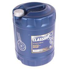10 (1x10) Liter MANNOL Classic 10W-40 API SN SM CF Motoröl 10W40 ACEA A3/B4