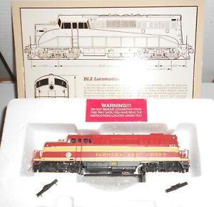 HO Proto 2000 Florida East Coast Diesel Locomotive BL2 #601
