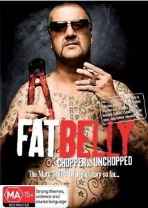 Fat Belly Chopper DVD New and Sealed Australia Region 4