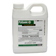 PyGanic Crop Protection Ec 1.4 Ii ( 1 Quart ) Omri Listed Botanical Pyrethrins
