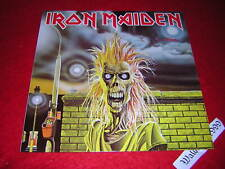 Iron Maiden - same, s/t, Fame, 1C038-1575481, Vinyl LP 1985, RI