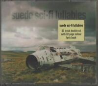 SUEDE sci-fi lullabies (2X CD compilation) alternative rock, brit pop, very good