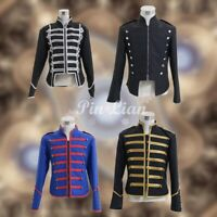 My Chemical Romance MCR Military Parade Jacket Color Cosplay Costume Halloween