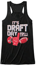 Fantasy Football Draft Day League Men Bella Flowy Tank Tanktop
