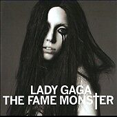 Lady Gaga - The Fame Monster (BRAND NEW CD) FREE SHIPPING !!