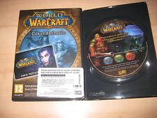 carte prépayée world of warcraft de 60 jours neuve non gratté