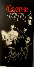SIGNED THE DOORS 4 CD BOX SET AUTOGRAPHED BY ALL 3 W/PICS CERTIFEID JSA # Y54177