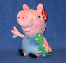 TY GEORGE (UK EXCLUSIVE - PEPPA PIG) - MINT with MINT TAGS