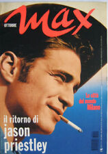 Max-'93-JASON PRIESTLEY,Daryl Hannah,Neil Young,Sylvester Stallone,Jeanloup Sief
