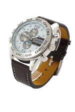 orologio crono-look Jay Baxter cinturino vera pelle-garanzia-nuovo- A1302 C