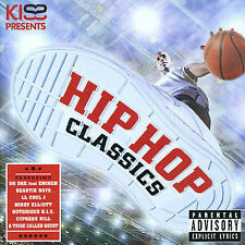 "VARIOUS ARTISTS ""KISS PRESENTS HIP HOP CLASSICS"" RARE 2005 UK DOUBLE CD ALBUM"