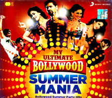 MY ULTIMATE BOLLYWOOD SUMMER MANIA - NEW BOLLYWOOD SOUND TRACK 2CDs SET
