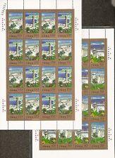 China 1998-9 Haiman Special Economic Zone 2V Full S/S 海南特區建設
