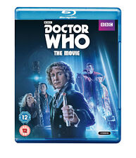 Doctor Who: The Movie [Blu-ray]
