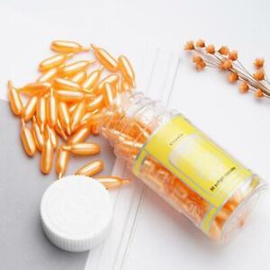 90Pcs/set Capsules Vitamin E Essence Fruit Serum Acne-Oil Whitening Face Care