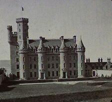Shuroo Castle, 1890, Magic Lantern Glass Slide