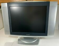 "20"" Inch Sylvania 6620LF4 LCD TV (Working 100%) 480p 4:3 Standard Square"