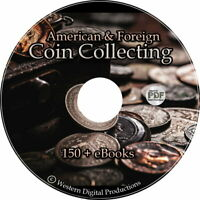 150+ How To Buy Sell Collect Rare US Foreign Coin Collector's eBooks Catalogues