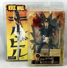 CRAZY 88 FIGHTER Action Figure MCFARLANE TOYS Kill Bill SEALED Blood Spraying