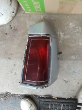 1985-1989 Lincoln Towncar Town Car passenger right Taillight Tail Light OEM grey