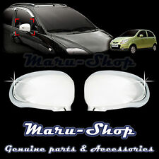 Chrome Side Rear View Mirror Cover Trim for 05~09 Chevrolet Spark/Matiz
