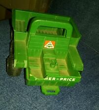 Vintage fisher price adventure people 1976 ranger jeep truck car vehicle toy