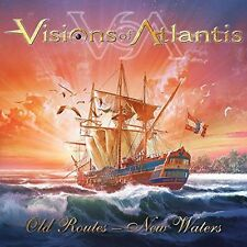 VISIONS OF ATLANTIS - OLD ROUTES-NEW WATERS [DIGIPAK] NEW CD