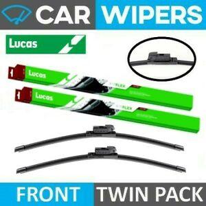 Toyota C-HR 2016 Onwards Lucas AIRFLEX Wiper Blades - Twin Pack
