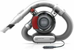 Black+Decker DustBuster PD1200AV Aspirador Mano Coche Ciclónico Sin Bolsa 12v