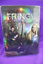 Fringe Complete Second 2 Season DVD Set Joshua Jackson John Noble NEW and SEALED