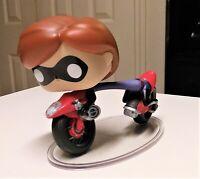 Funko Pop! Rides Disney/Pixar Incredibles 2 Elastigirl on Elasticycle #45 Loose