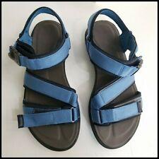 Clarks Men's Jacalag Mag Blue Sport Sandals Size 12