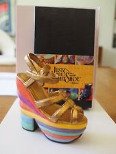 Mib Just The Right Shoe Raine Sweet Suprise #25083 Retired Miniature Collectible