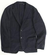 Uniqlo Wool Blackwatch Unlined Sport Coat Blazer M NWOT