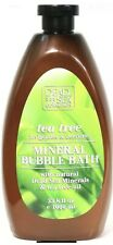 1 Ct Dead Sea Collection 33.8 Oz Tea Tree Oil Detoxifying Mineral Bubble Bath