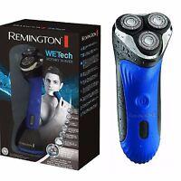Remington AQ7 Wet Tech Rotary Mens Electric Shaver Wet & Dry Waterproof Razor