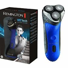Remington AQ7 Wet Tech Rotary Mens Electric Shaver Wet & Dry Waterproof Razor