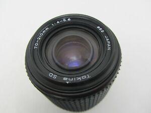 Tokina SD Zoom 70-210mm F4-5.6 Minolta MD Mount Lens For SLR/Mirrorless Cameras