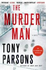 Max Wolfe Novels: The Murder Man by Tony Parsons (Hardcover) - FREE SHIP!!  NEW!