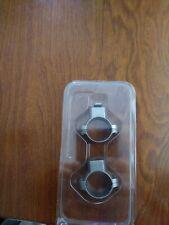 Leupold High Rings .900 #49905 Silver Scope Rings Shooting Hunting Gunsmithing