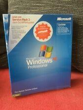 MS Windows XP Professional SP2 Retail-Update, Deutsch-NEU und Unbenutzt mit Key