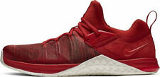 NIKE MENS METCON FLYKNIT 3 CROSSFIT TRAINING SHOES - UK 14/US 15/EUR 49.5 - RED