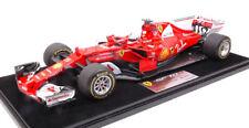 Ferrari SF70H S. Vettel 2017 #5 Winner Australian Gp C/ Vetrina Formula 1 1:18