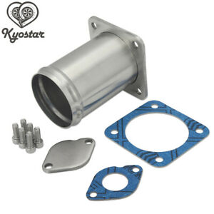 EGR Valve Blanking Remove Plate Parts For Land Rover Discovery 2 & Defender TD5